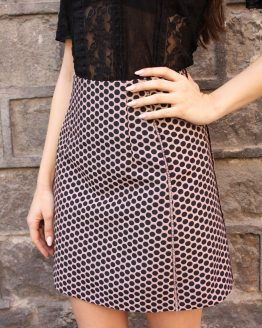 Пола | The Dotty Skirt | SHADE Boutique