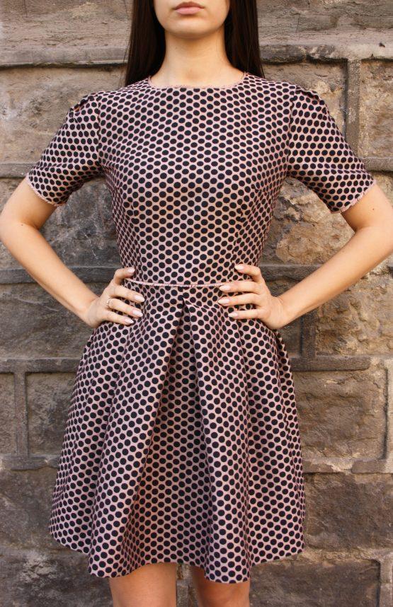Рокля | The Dotty Dress | SHADE Boutique