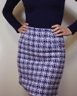 Пола | Dark Lilac Skirt | SHADE Boutique
