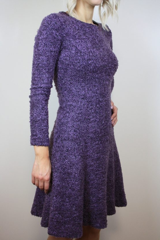 Рокля | The Lilac Boucle | SHADE Boutique
