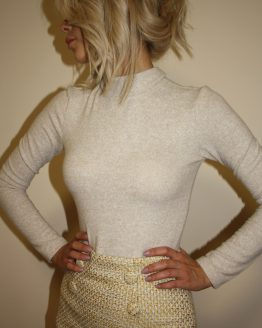 Поло | Creamy Beige Top | SHADE Boutique