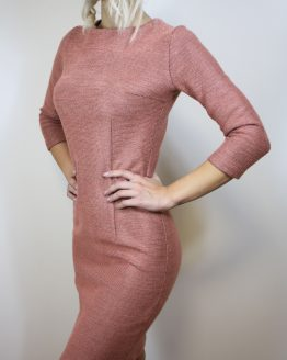 Рокля | Rose Pink Brilliance | SHADE Boutique
