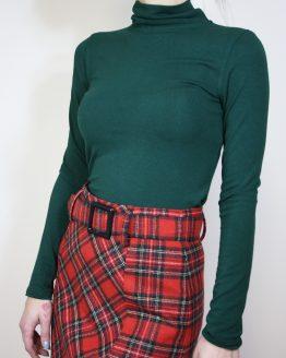 Полo | Christmas Green Top | SHADE Boutique