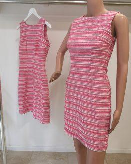 Рокля | Crepe Pink | SHADE Boutique