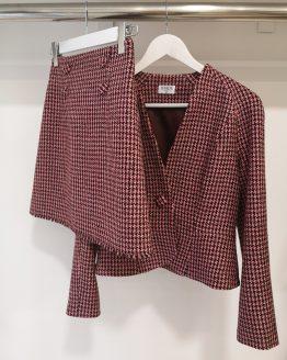 Комплект Сако и Пола | Think Pink | SHADE Boutique