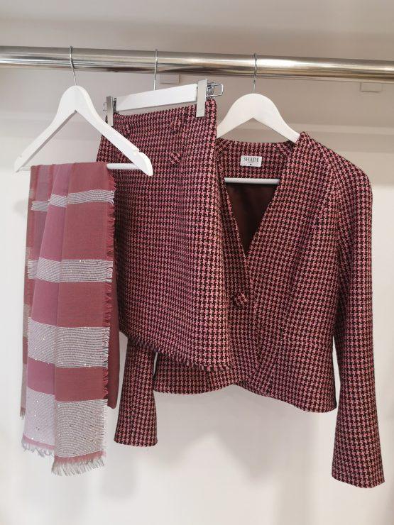Комплект Сако и Пола   Think Pink   SHADE Boutique